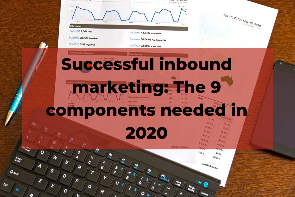 Successful inbound marketing